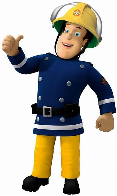 Fireman Sam Clipart Fire Cartoon Brandweerman Firemansam