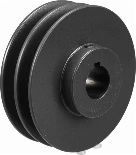 browning akx fixed pitch pulley  grooves