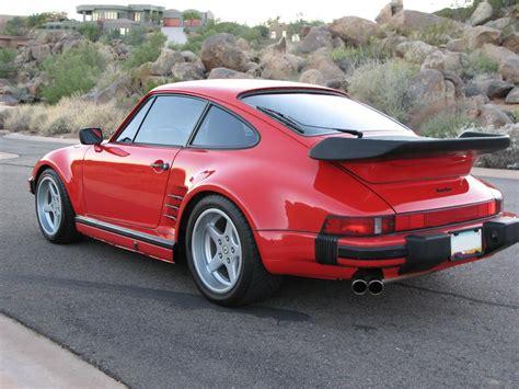 1989 Porsche 930s 2 Door Coupe