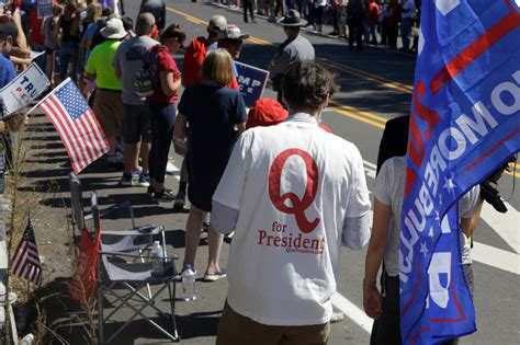 Moving on from QAnon? Experts say these tips could help ...