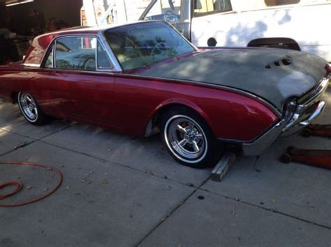 "Buy used 1961 Thunderbird tbird custom hot rod 15"" Supreme ..."
