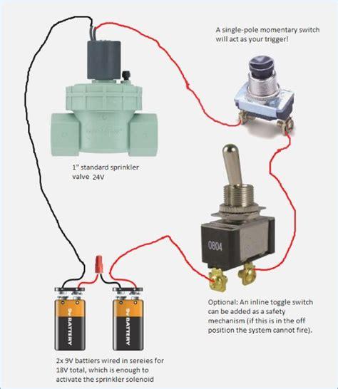 sprinkler valve wiring diagram moesappaloosas