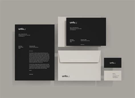 simple branding stationery mockup psd good mockups