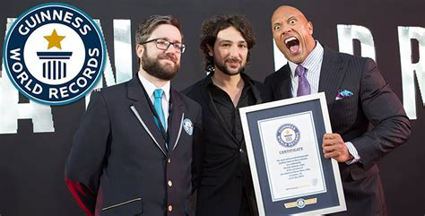 7 WWE Superstars Who Hold a Guinness World Record - Page 2 ...