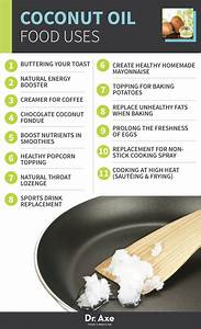 The Many Benefits Of Coconut Oil  And Easy Ways To Use It