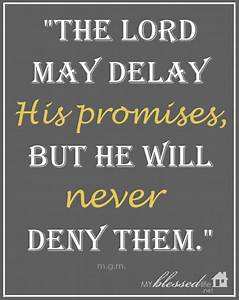 God's Promise... Jesus Promise Quotes