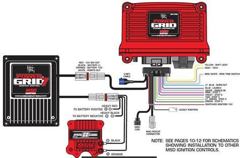 Msd Power Grid Installation Diagram