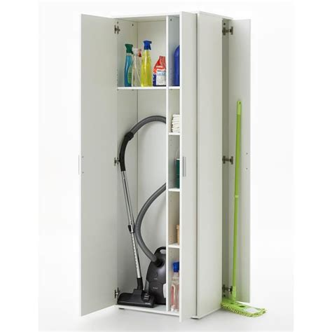 ikea placard cuisine armoire à balais meuble de rangement multifonctionnel