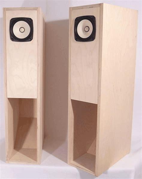 fostex bk  folded horn cabinet