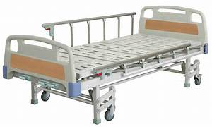 Iso Approved Patient Hospital Beds With Three Crank
