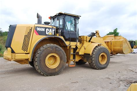 caterpillar 966m omnia machinery