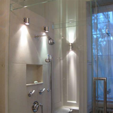 Contemporary Bathroom Downlight by Wall Downlights In Bathroom Lighting Bathrooms Best