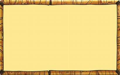 Border Bamboo Wallpapers Backgrounds Frame Powerpoint Presentation