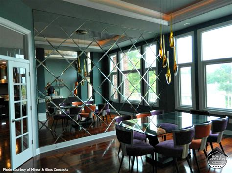 glass door designs for living room design trends in mirror and glass home artisans of indiana