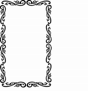 Fancy Square Clipart - Clipart Suggest