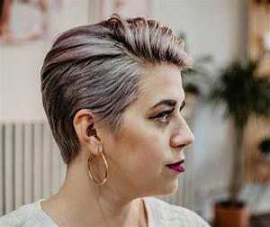 Coiffure Cheveux Court : 6 coiffures faciles pour les cheveux courts coupe courte ~ Melissatoandfro.com Idées de Décoration