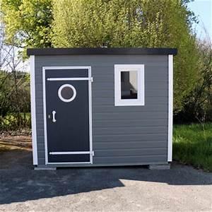 Abri De Jardin Pvc Toit Plat : dacri l 39 abri de jardin abris design toit plat ~ Dailycaller-alerts.com Idées de Décoration