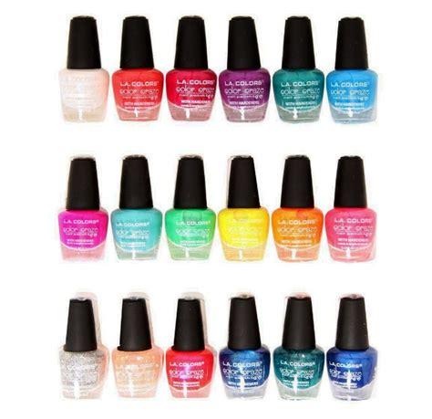 la colors review la color l a colors color craze nail review