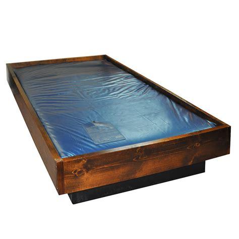 king size memory foam mattress sync fiber 25 king size semi waveless waterbed