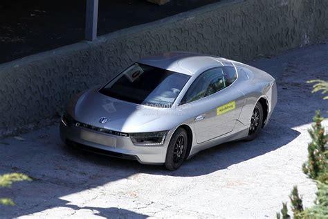 volkswagen xl1 spyshots 2014 volkswagen xl1 autoevolution