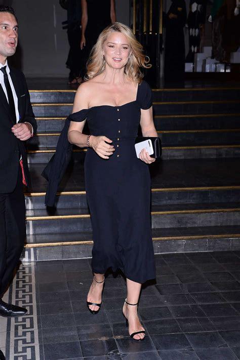 virginie efira arrives   vogue paris foundation gala   paris fashion week
