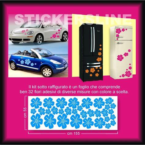 adesivi auto fiori adesivi fiori flower stickers adesivi casa adesivi auto