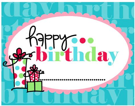 free happy birthday template happy birthday cards printable free gangcraft net