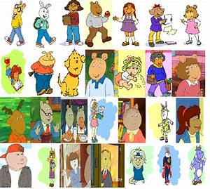Arthur Characters! (Pictures) Quiz - By Kaleb