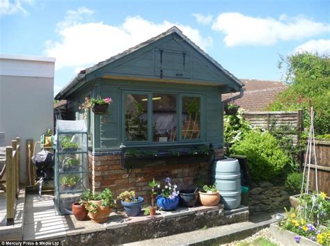 Shed Of The Year Entries Include Hut For Fairies And