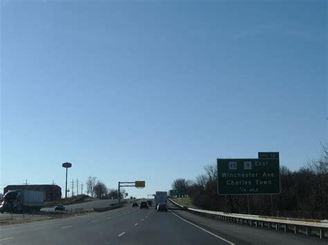 West Virginia @ AARoads - Interstate 81 South