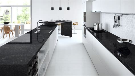 kitchens with island benches 1000 images about ceaserstone vanilla noir on