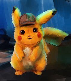 detective pikachu images