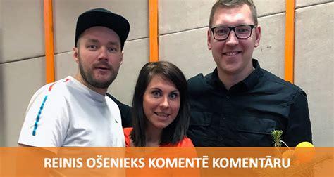 Komentē Komentāru - Reinis Ošenieks | Radio SWH