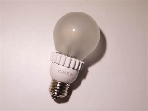 problems with cree led light bulbs and the garage door opener