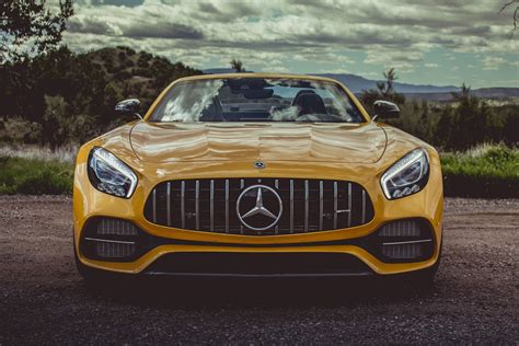 Mercedes Amg Gt Backgrounds by Mercedes Amg Gt Roadster 2018 Hd Cars 4k Wallpapers