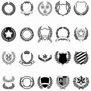 Vector Crests (FREE) on Behance