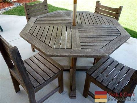 weathered teak outdoor furniture outdoor goods