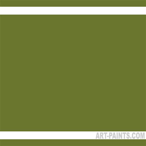 Olive Green Artist Acrylic Paints  5815  Olive Green