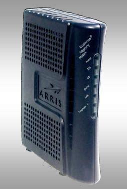 sg arris touchstone tmb cable modem
