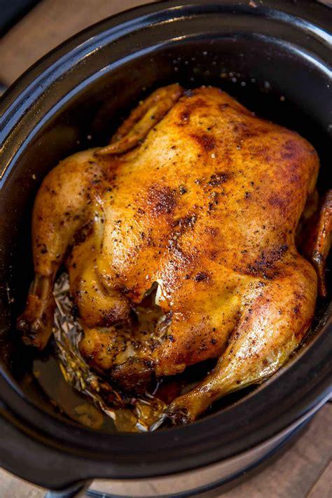 chicken cooker recipes slow cooker rotisserie chicken dinner then dessert