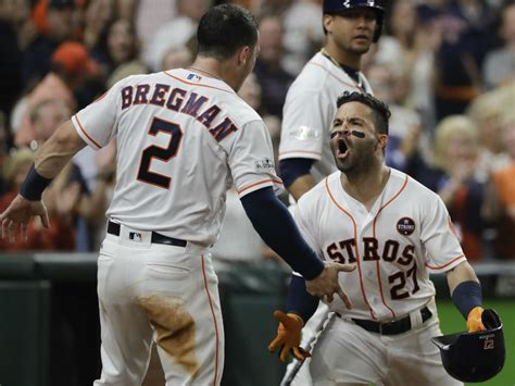 houston astros soar  world series  game  victory