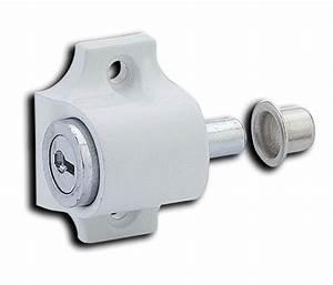thirard o verrou de fenetre a cylindre pour baie coulissante With porte de garage et verrou de baie coulissante