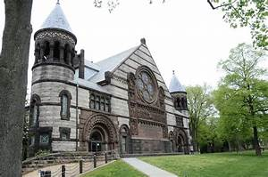 Panoramio - Photo of Princeton University Campus