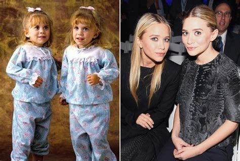 mary kate and ashley olsen where are they now full house zimbio