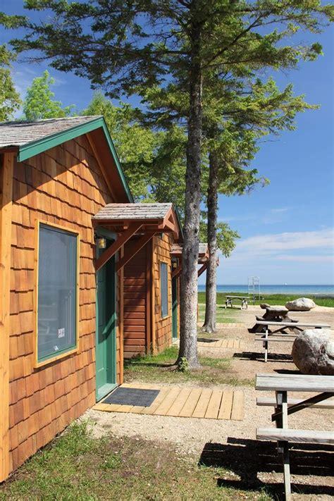 cabins of mackinaw photo tour of mackinac lakefront cabin rentals