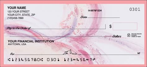 personal check designs abstract checks order abstract styles personal bank