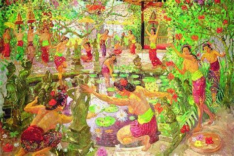 lukisan karya seni termahal  dunia  art