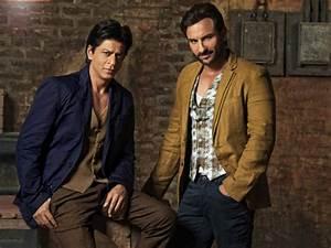 Saif Ali Khan Never Wants To Work With Shahrukh Khan Again ...