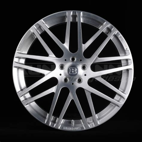Brabus Mercedes Wheels by Original Brabus Monoblock F Alloy Wheels Mercedes M