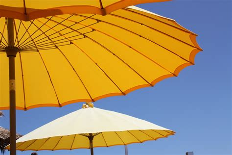 Sonnenschirme Und Co  Sonnenschutz Im Garten